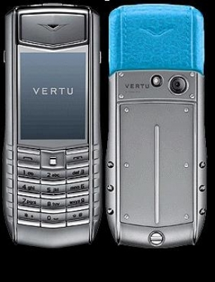 Vertu Ascent Ti Azure