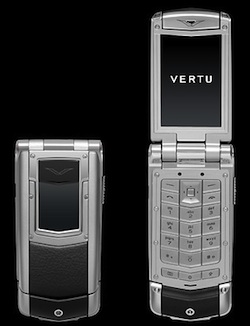 Vertu Ayxta Satin Black