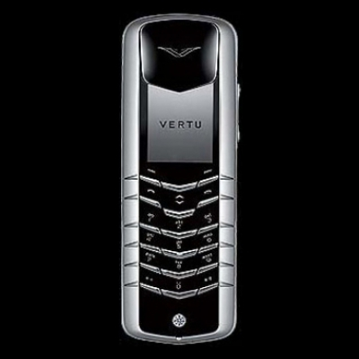 Vertu Signature Diamonds Платина