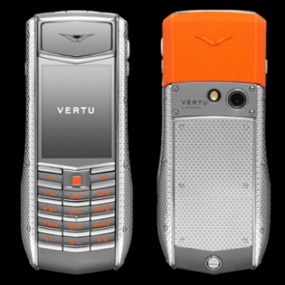 Vertu Ascent ti Neon Tangerline