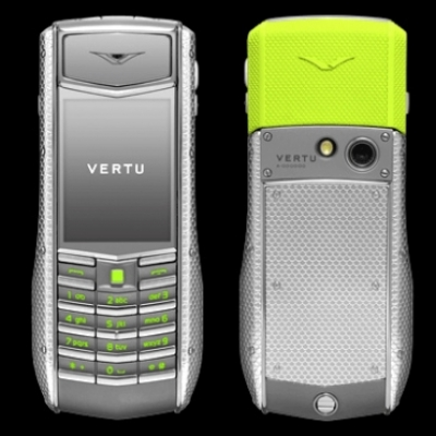 Vertu Ascent Ti Neon Lime