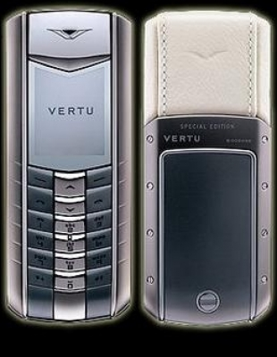 Vertu Ascent White Special Editions